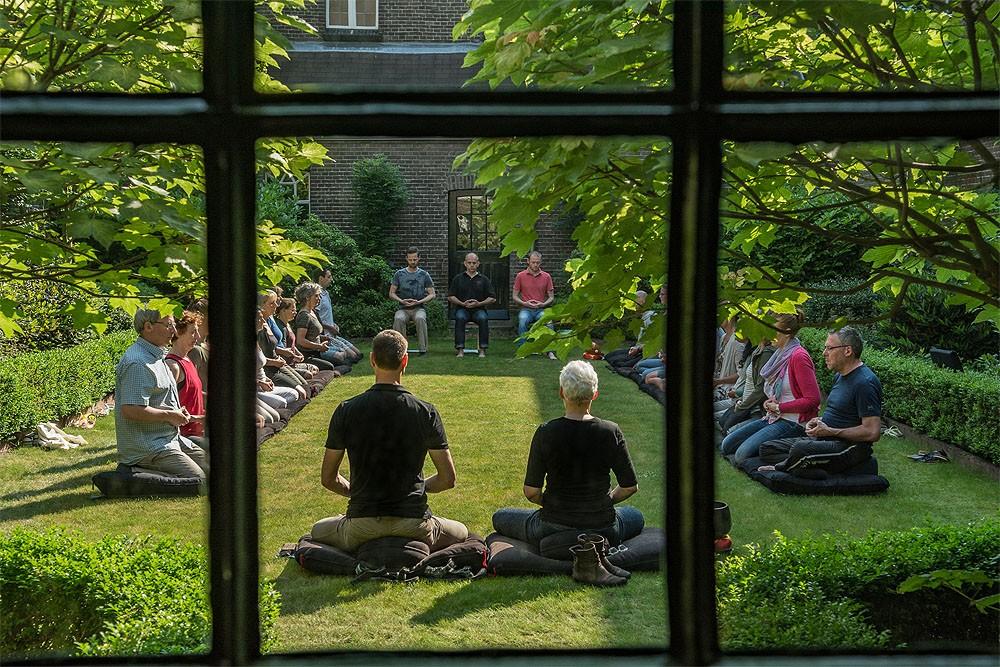 weekendsesshin Zen.nl Breda en Bergen op Zoom