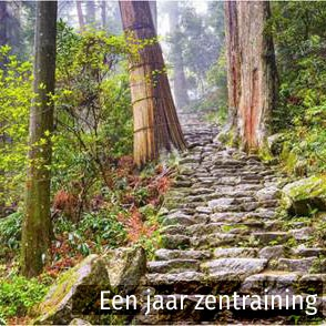 jaar training zen