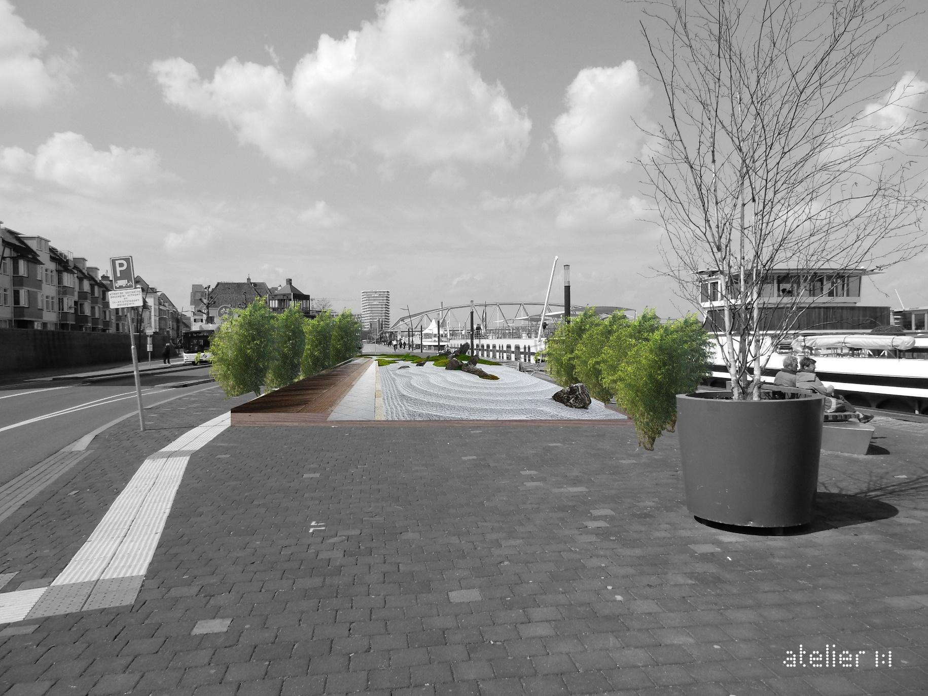 Nederland zenactueel 15 april 2016 zentuin for Tuin aanleggen nijmegen