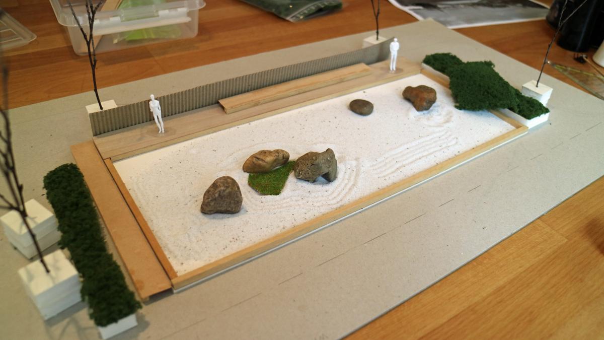 Nederland zenactueel 3 juni 2016 zentuin for Zen tuin aanleggen
